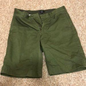 J Crew Rivington Shorts - 31W